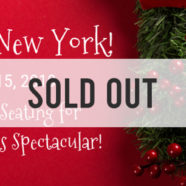 **SOLD OUT** New York City | December 13 – 15